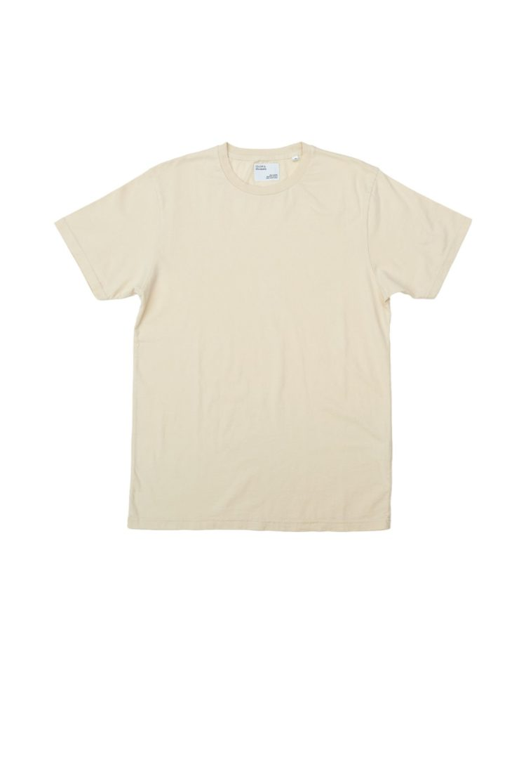 T-Shirt Colorful Standard Ivory White