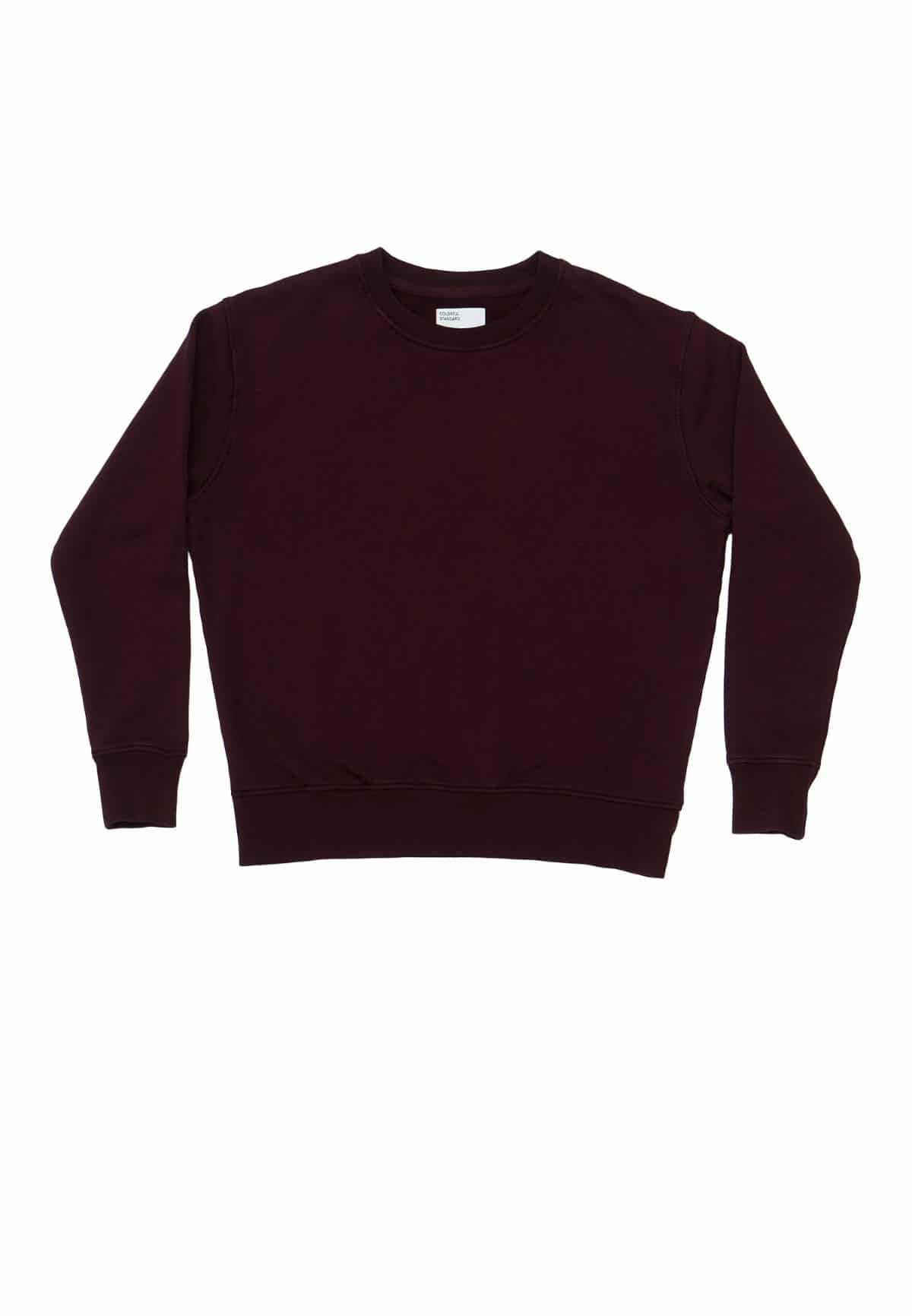 Colorful Standard Oxblood red