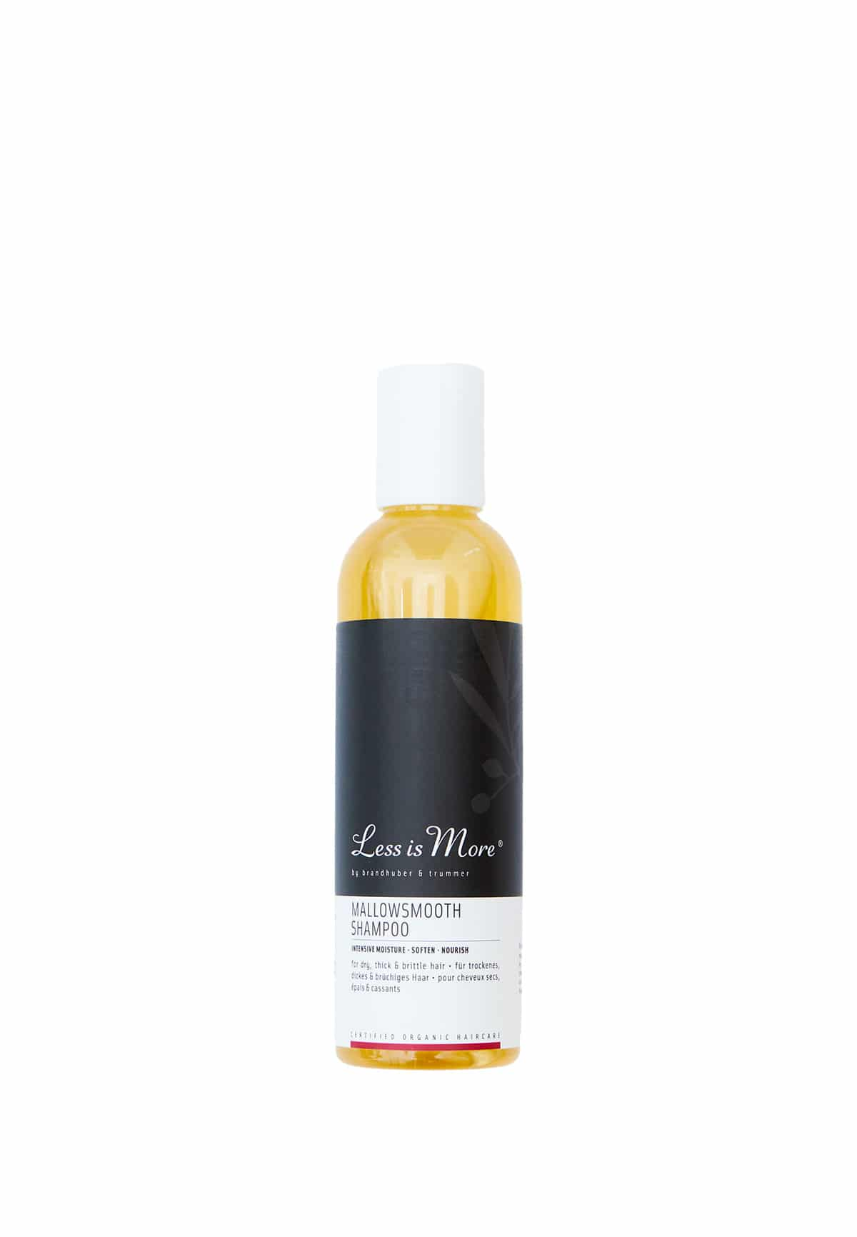 Less is More Mallowsmooth Shampoo