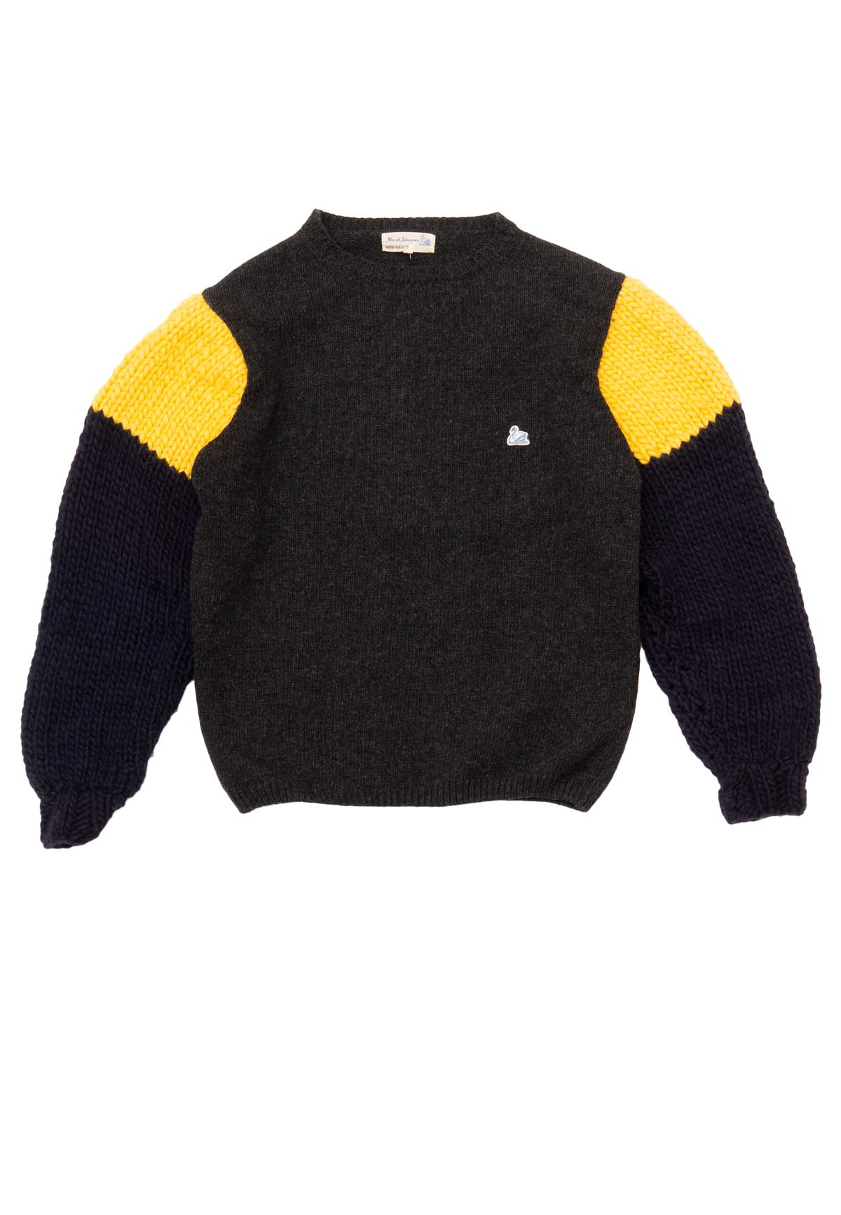 Moeon Upcycling Knit Jumper